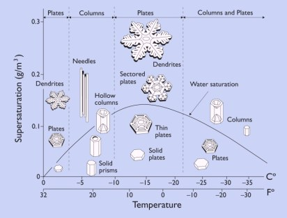 snowflake graph