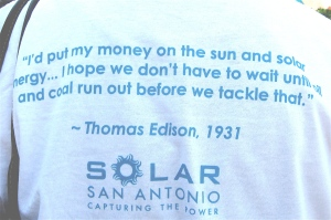 solar t back
