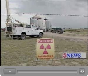 uranium tv story