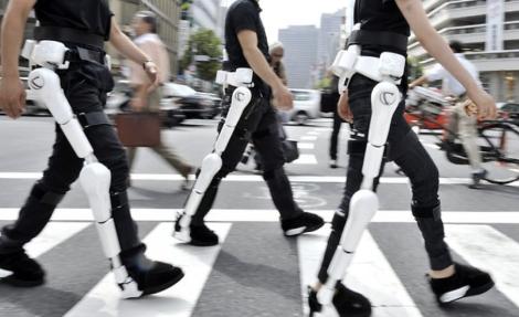 Cyberdyne on the march.