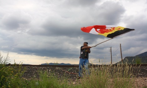 Anti-pipeline action in West Texas