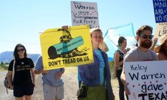 Lajitas No Pipeline March