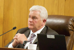 ETP CEO Kelcy Warren, Texas Parks & Wildlife Commssioner.